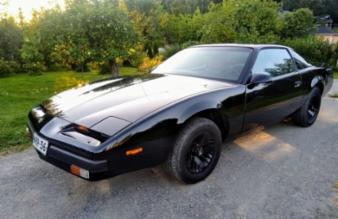 Pontiac Firebird 1986