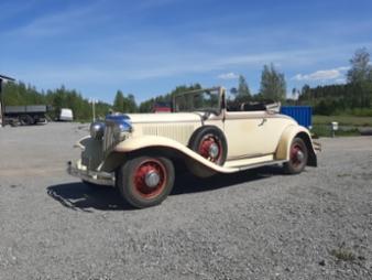 Chrysler 1931
